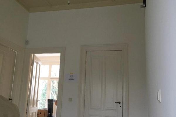 raam en deur geschilderd in Huis ter heide door schildersbedrijf Jo. van Doorn